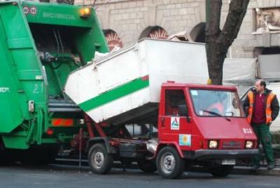 Raccolta rifiuti e pulizia delle strade i consumatori for Caldaia riello residence in blocco