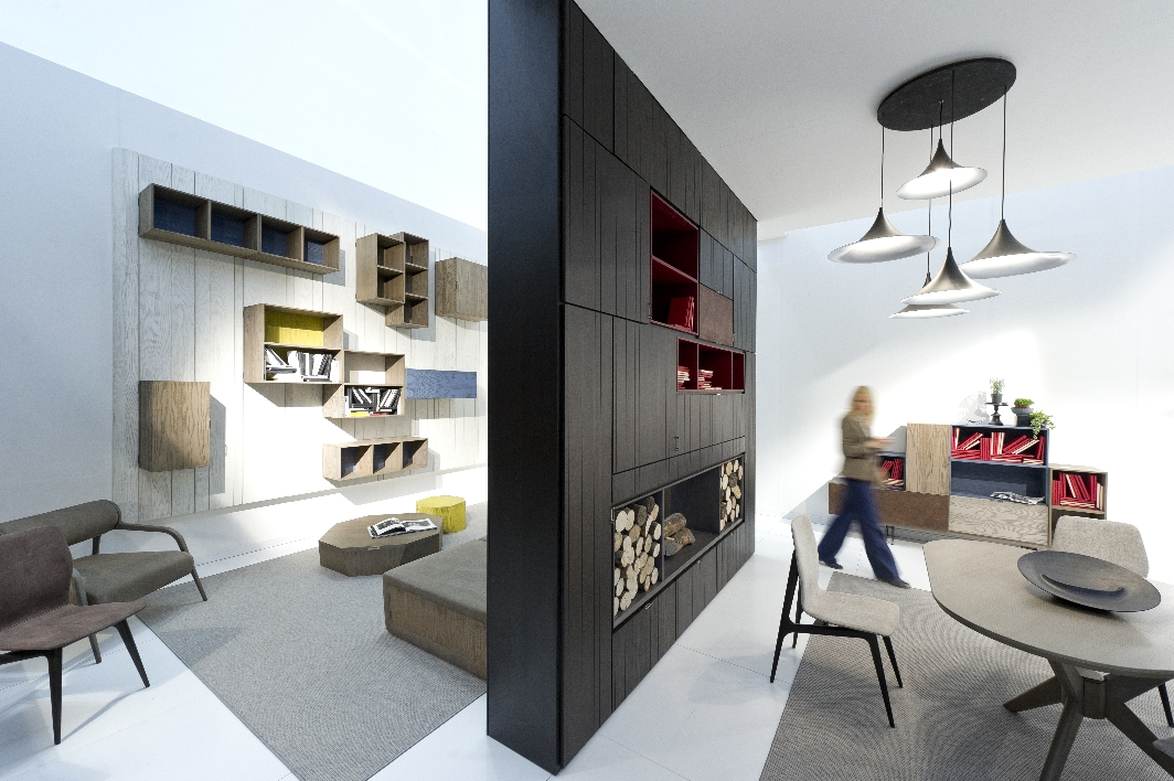 Mobili Moderni Ciliegio Ispirazione Di Design Interni