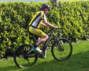 mountain bike elettrica 1