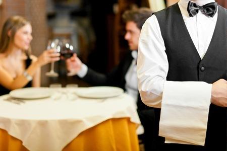 sala - ristorante - cameriere