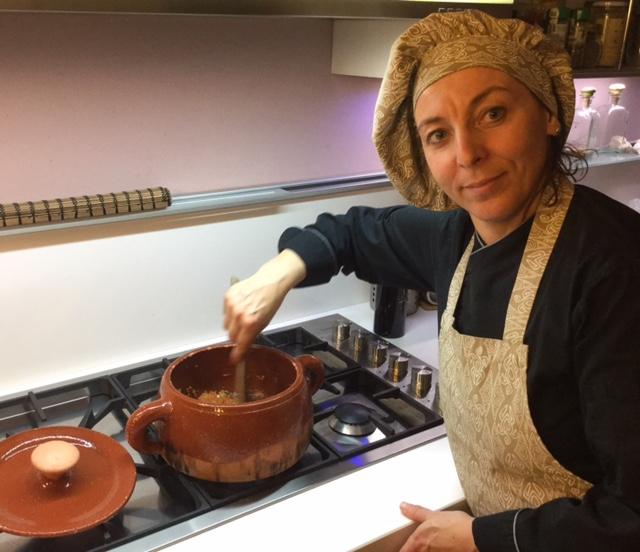 Simonetta Barcella - cuoca naturale - Bolgare