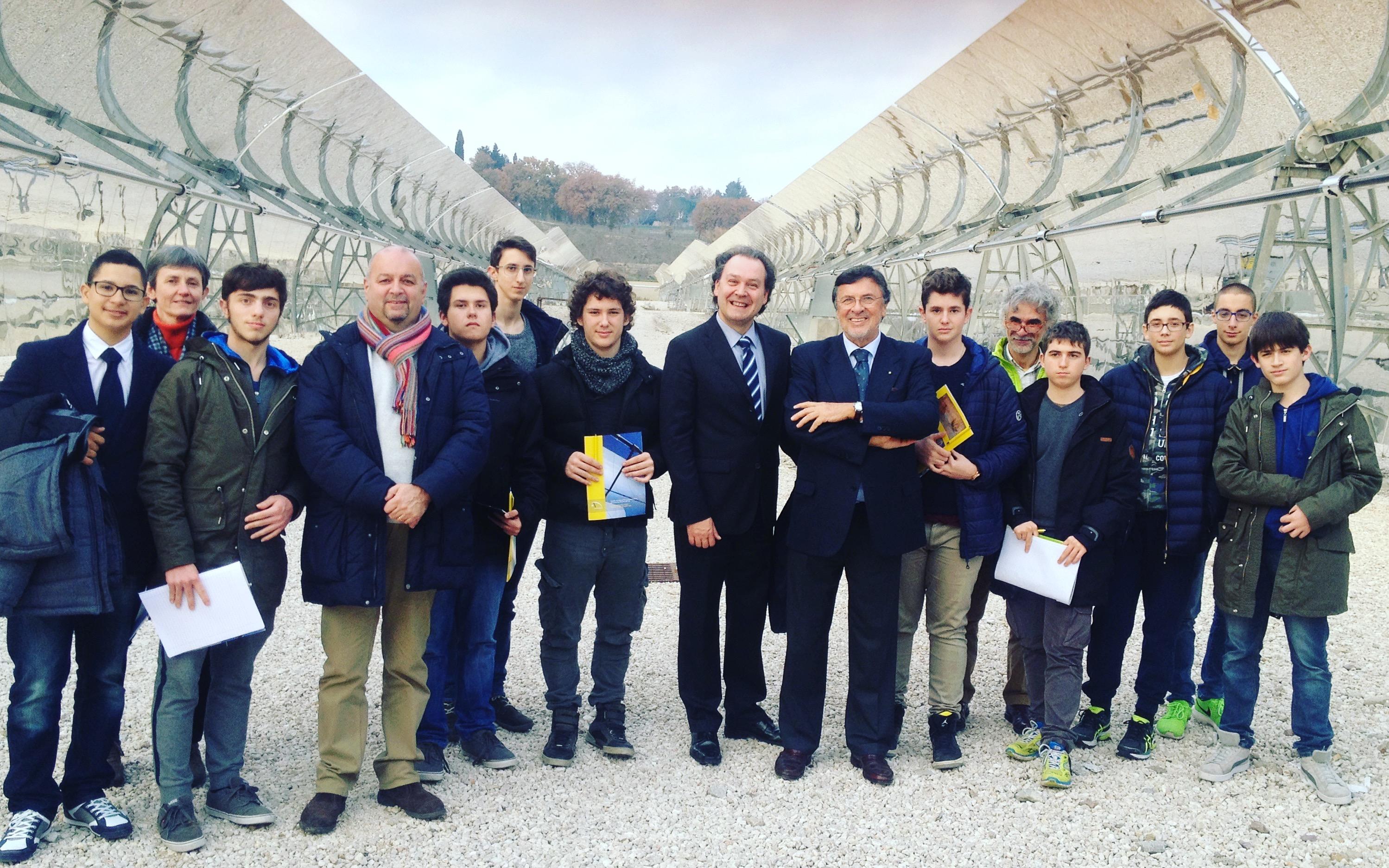 Solarlab per gli studenti del natta premiazione in senato for Senato della repubblica indirizzo