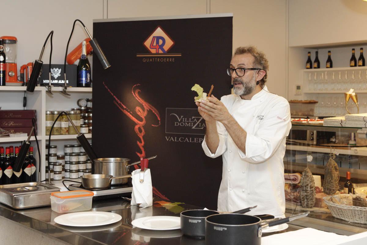 Numero uno al mondo bottura la cultura l 39 ingrediente - Cucina migliore al mondo ...