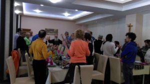 pranzo-preghiera- hotel - stella-maris - medjugorje
