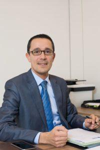 Andrea Comotti, responsabile dell'Area Sistemi gestionali dell'Ascom