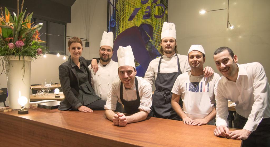 ristorante impronte - team