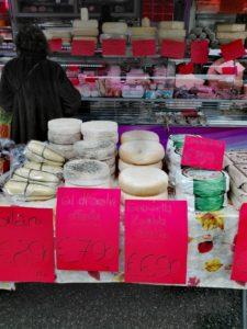 1702 mercato bergamo stadio - formaggi