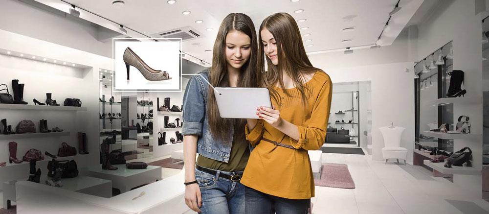 negozio e on line