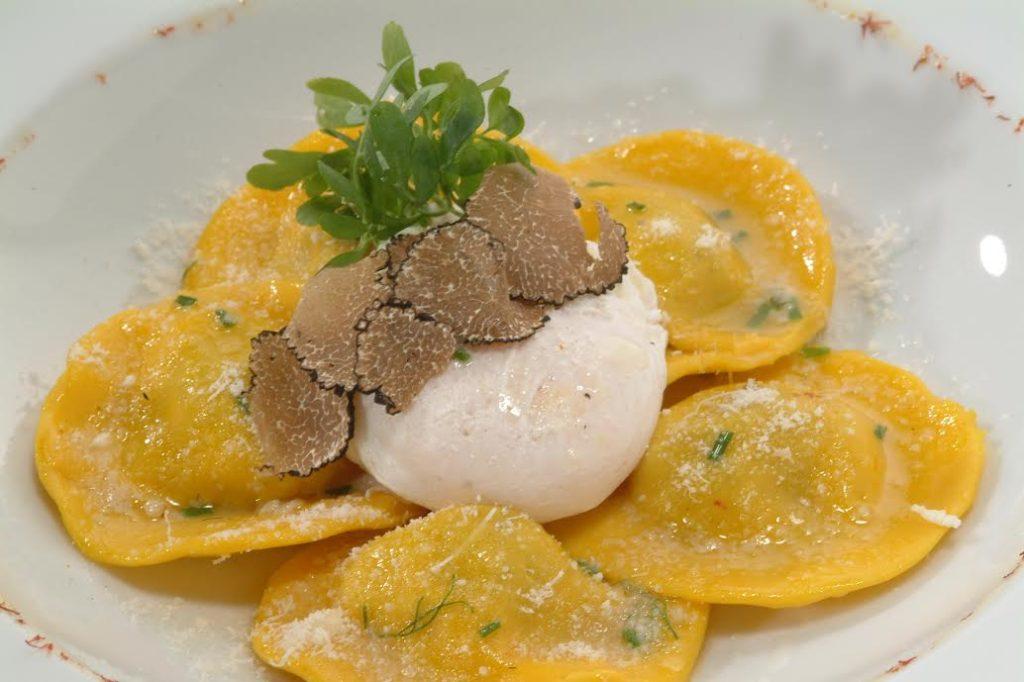 ricetta ravioli uovo darwin foglieni