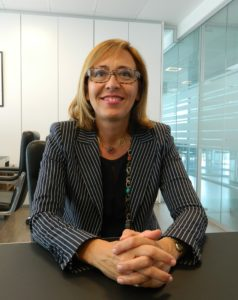 Anna Rita Fioroni, coordinatrice di Confcommercio Professioni