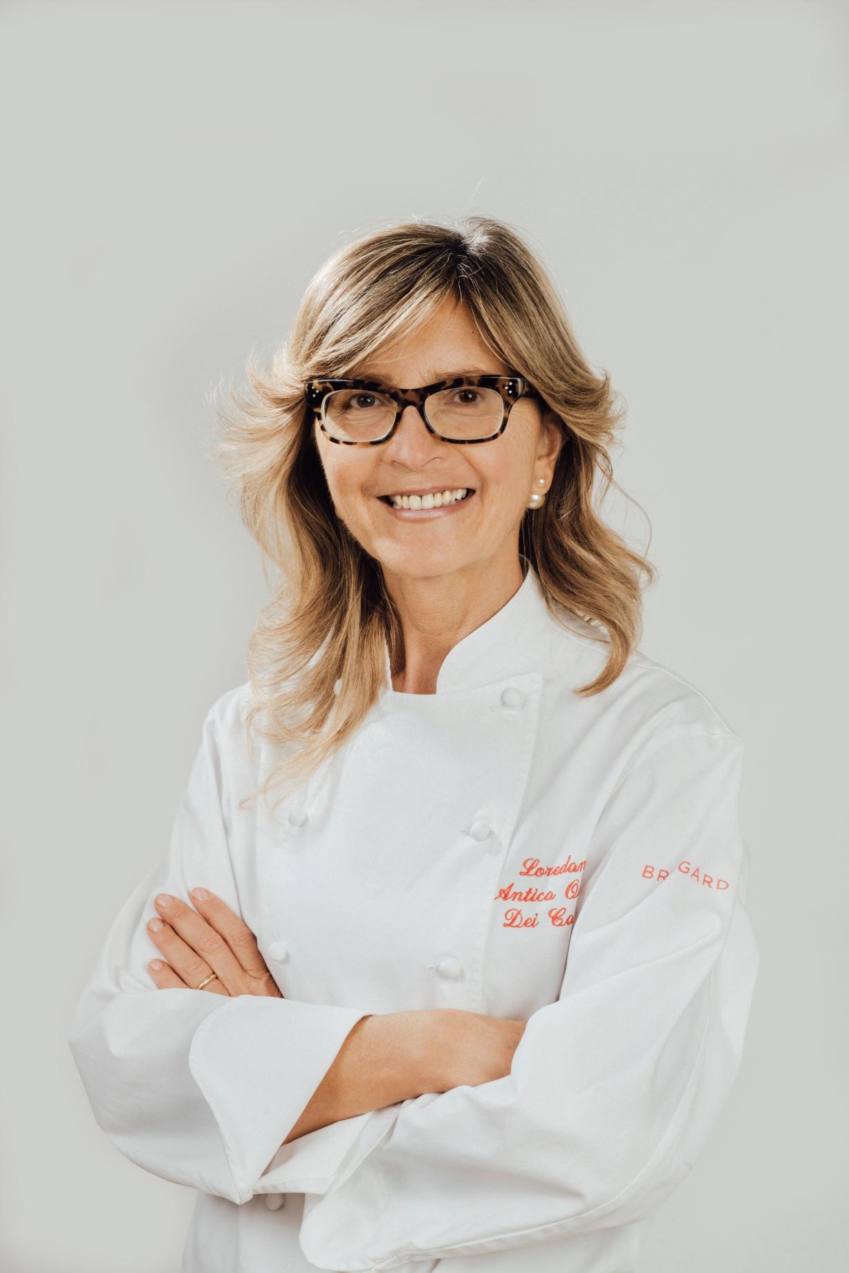 Chef stellate brillano in cucina meno sui media la rassegna - Loredana in cucina ...