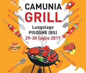 camunia grill contest
