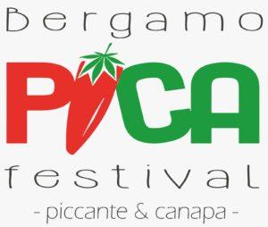 bergamo pica festival - logo