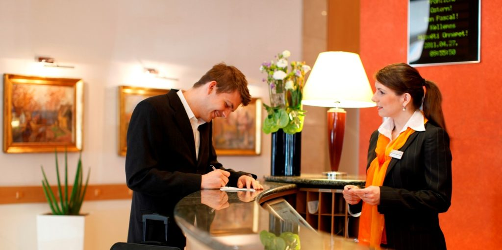 reception-hotel - albergo