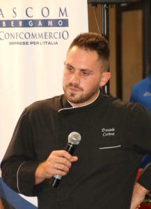 Daniele Cortesi, 28 anni