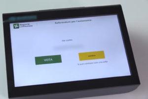 lombardia- referendum - voto elettronico