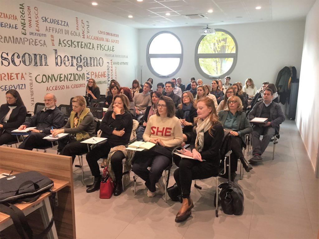 171114 terziario donna - seminario neuromarketing