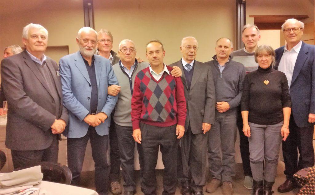 Alcuni dei produttori coinvolti nel progetto