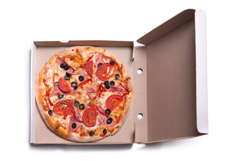 Asporto, in quarantena vince la pizza, boom anche per il gelato