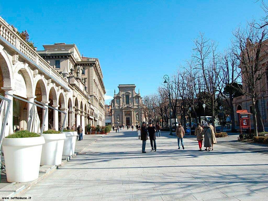 Bergamo Segua Nizza Per Rilanciare Il Centro La Rassegna