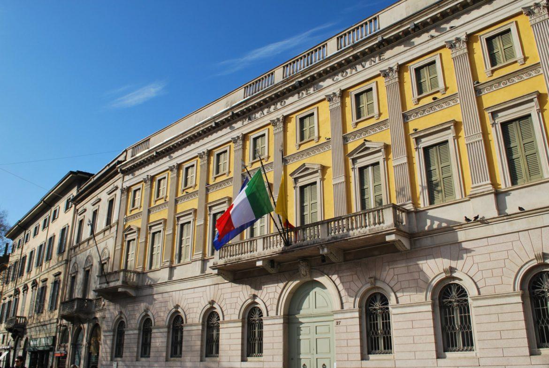 Comune di Bergamo, assegnate le benemerenze civiche e le medaglie d'oro