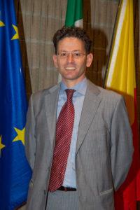 Il presidente dei Librai Ascom, Cristian Botti