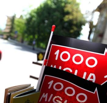 La Mille Miglia passa da Bergamo. Ecco il percoso