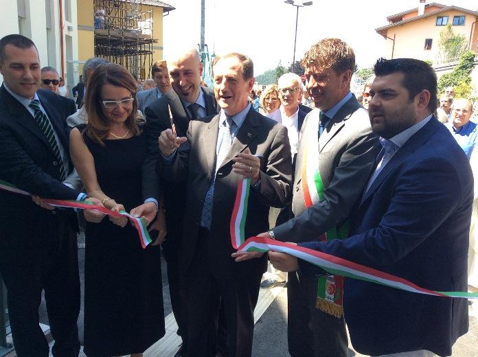 inaugurazione distretto sanitario Clusone (2)