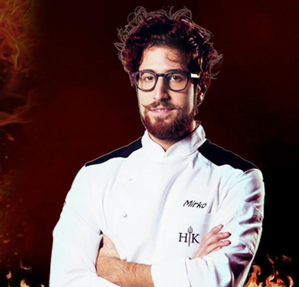 Hell's Kitchen, il bergamasco Ronzoni in finale. In palio un posto da chef executive
