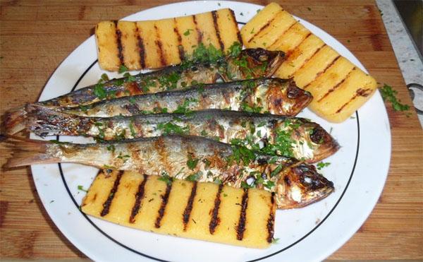 sardina-e-polenta