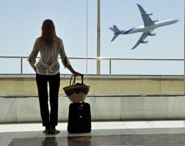 viaggio aereo vacanza