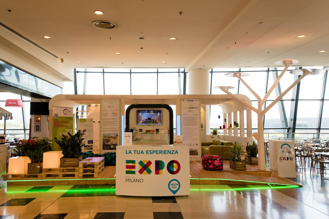 green expo point