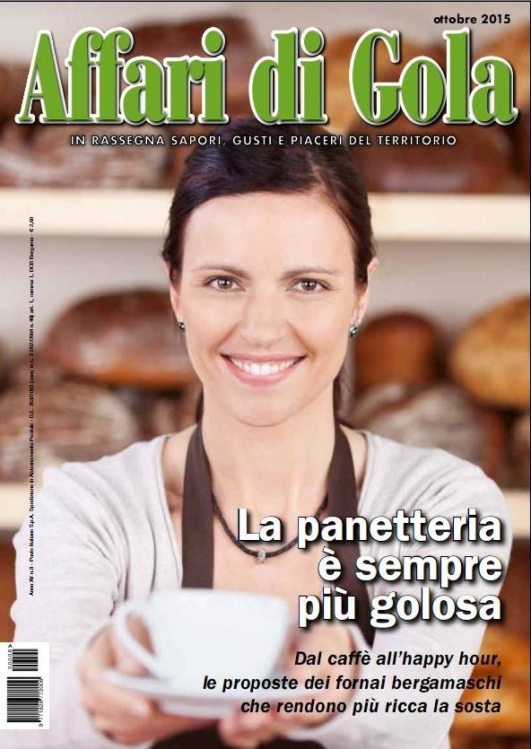 cover Affari di Gola – ottobre 2015 rit