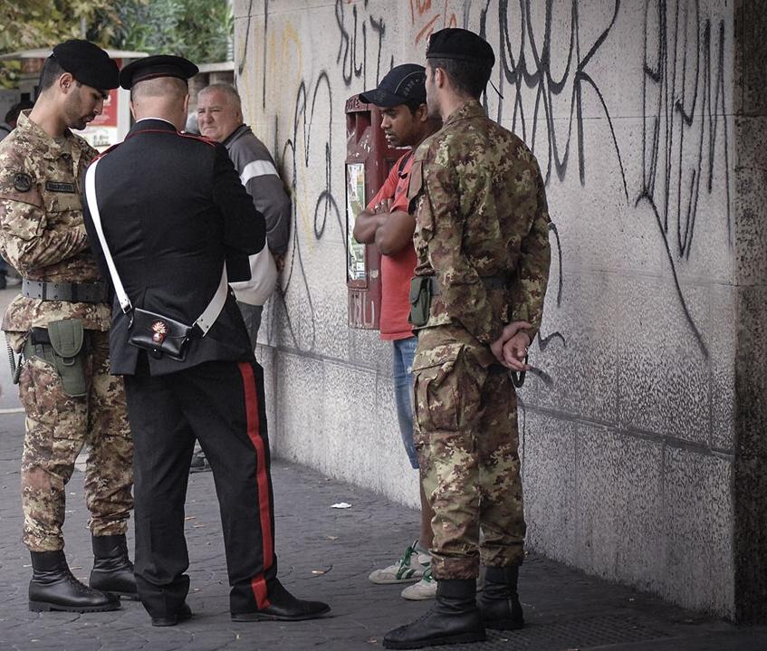 Militari per la sicurezza, «dal territorio nessuna richiesta». Il Comune smentisce