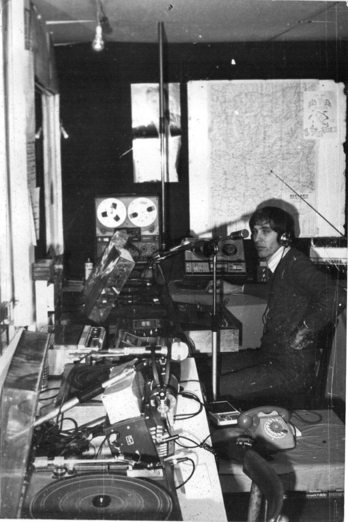 Radio Ponte anno 1976