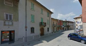 seriate centro storico - piazza bolognini