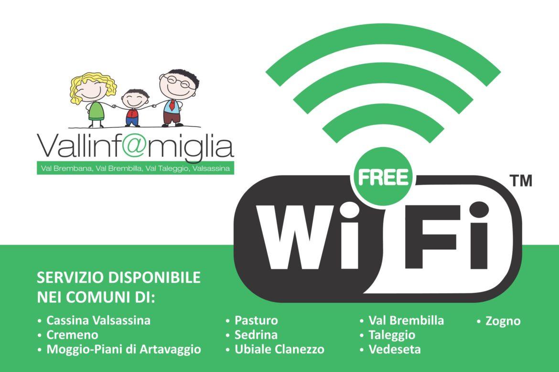"""""""Vallinf@miglia"""", il wifi gratuito raggiunge 10 comuni"""