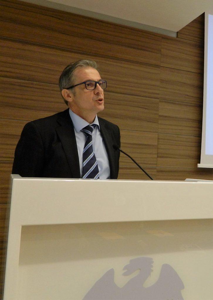 Il direttore dell'Ascom Oscar Fusini