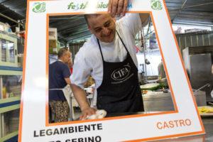 lo chef Dario Tagliasacchi