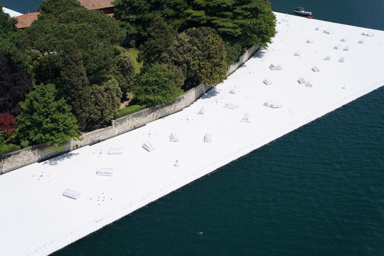 """""""The Floating Piers"""", da Regione e Enti locali sborsati 3 milioni"""