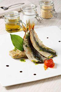 Le sardine del ristorante Zù