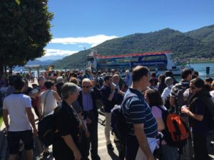 sarnico imbarcadero floating piers