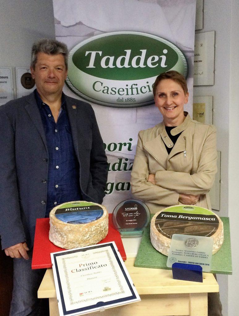 Camilla e Massimo Taddei