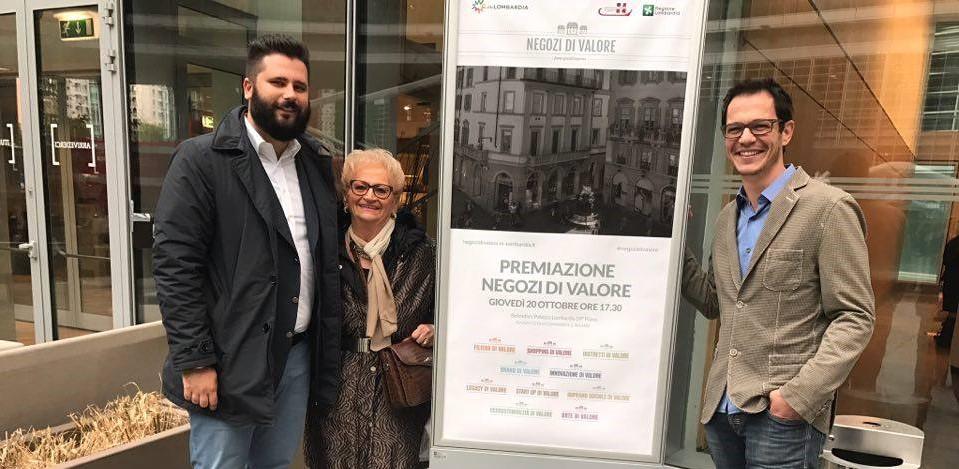 "Negozi di Valore, premiati i cinque ""campioni"" bergamaschi"