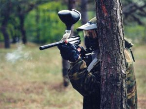 Il paintball