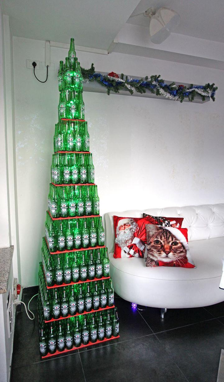 Albero Di Natale Heineken.Non Convenzionali E Creative Ecco Le Vetrine Premiate Dal Distretto Di Zingonia La Rassegna