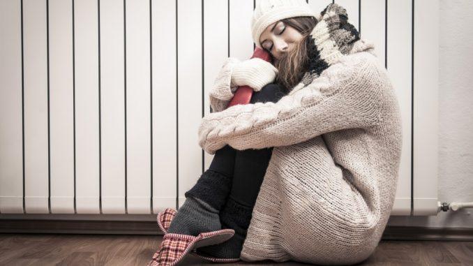 freddo casa calorifero