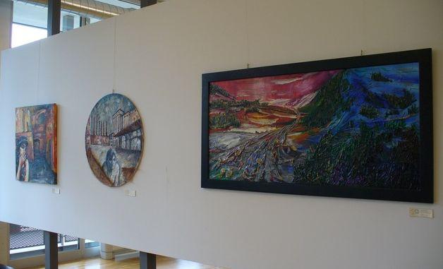 Albino, il municipio fa spazio agli artisti
