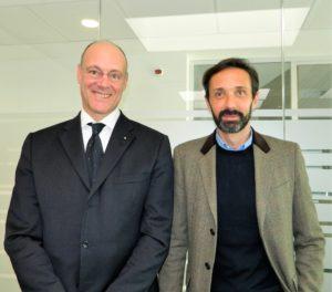 Alessandro Riva e Gabriele Previtali