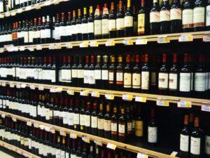 vino supermercato